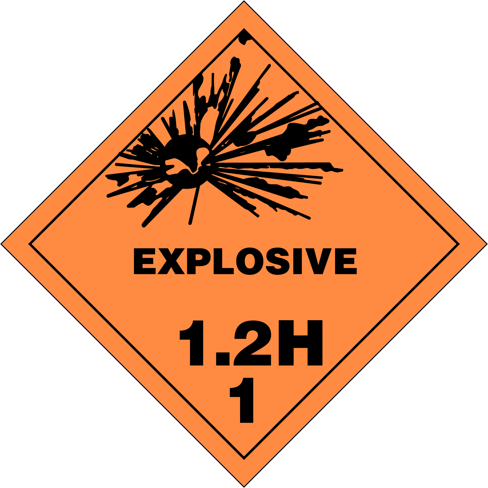 Explosives (1.2H)