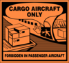 Cargo Aircraft Only (Cargo Aircraft Only)