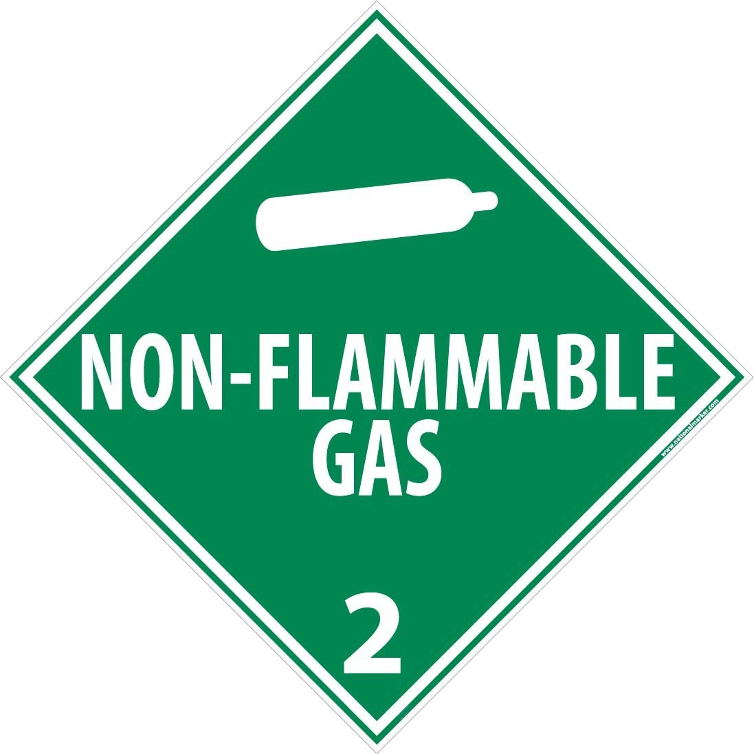 class 2 gases placards and labels according 49 cfr 173 2 hazmat tool. Black Bedroom Furniture Sets. Home Design Ideas